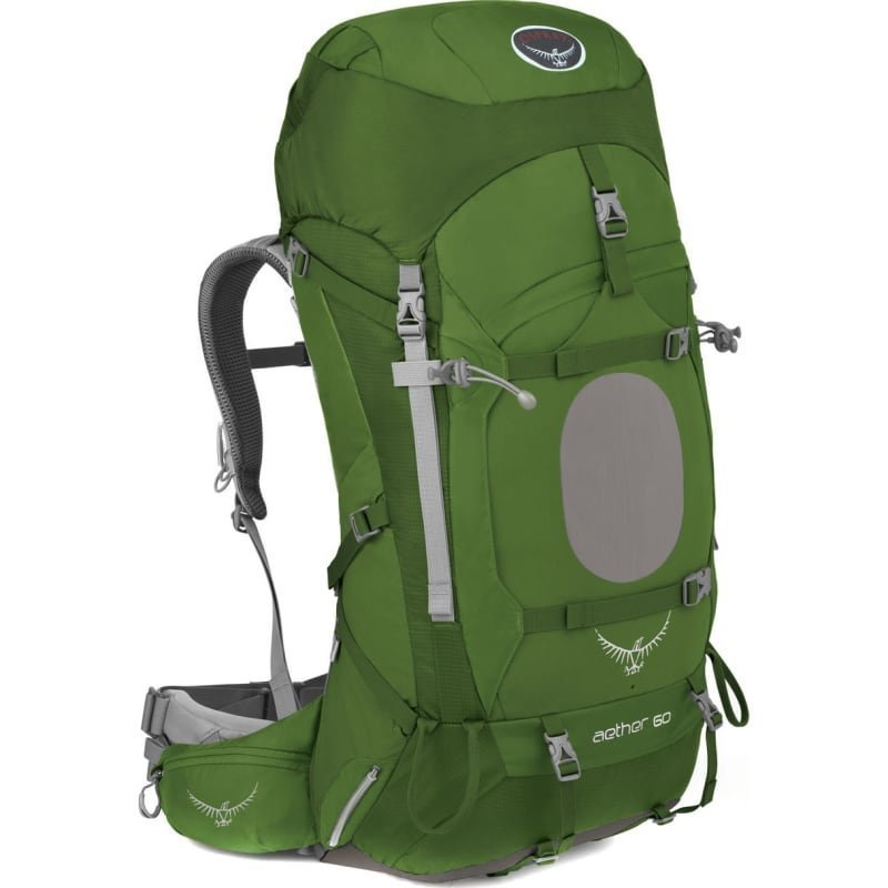 Osprey Aether 60 MD Bonsai Green