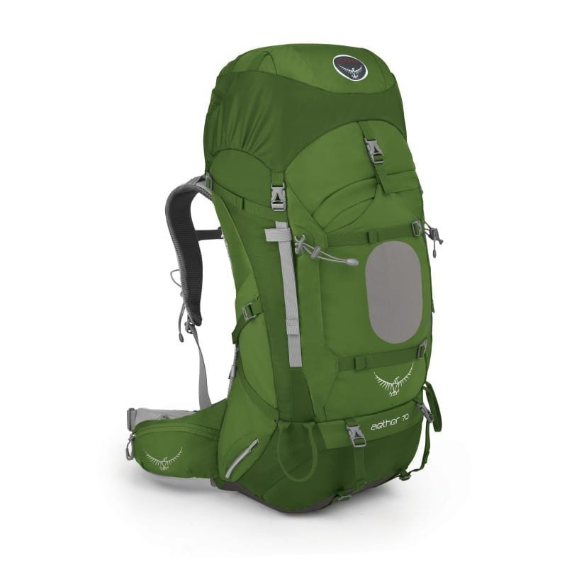 Osprey Aether 70 MD Bonsai Green
