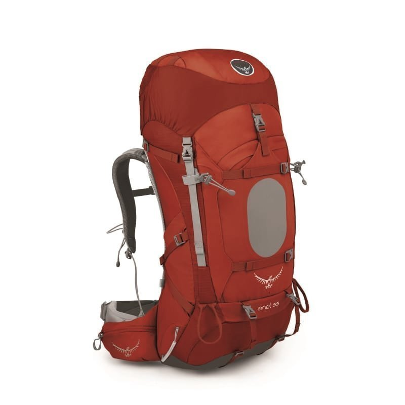 Osprey Ariel 55 MD Vermillion Red