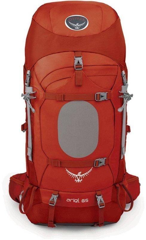 Osprey Ariel 65 Oranssi S