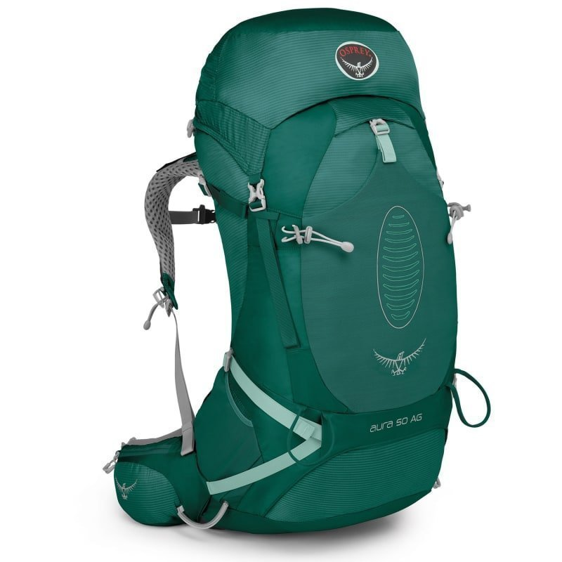 Osprey Aura AG 50 S Rainforest Green
