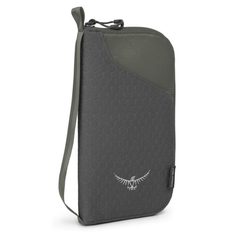 Osprey Document Zip Wallet 1SIZE Black
