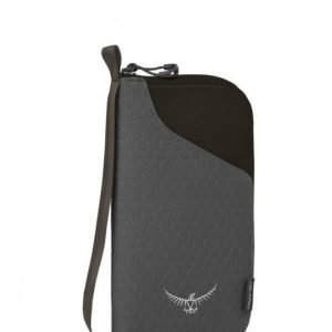 Osprey Document Zip Wallet Musta