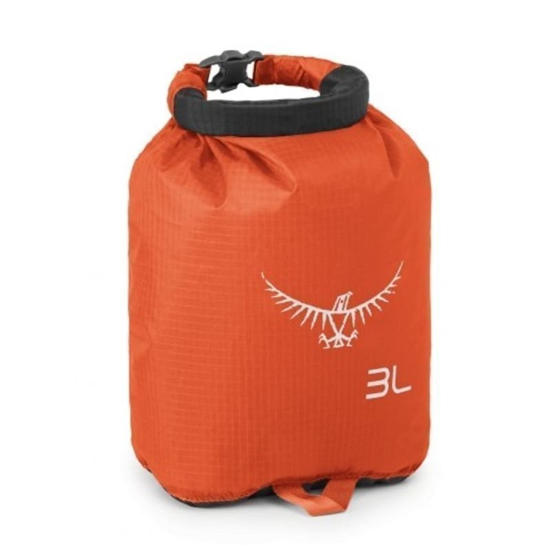 Osprey DrySack 3 ONESIZE Poppy Orange