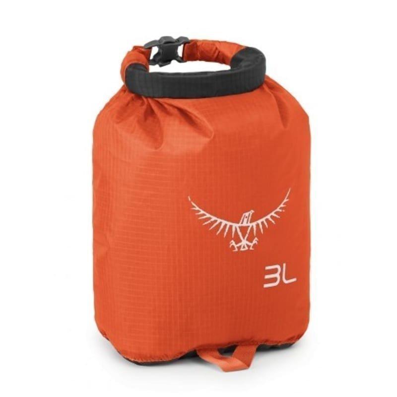 Osprey DrySack 3 ONESIZE Poppy Orange
