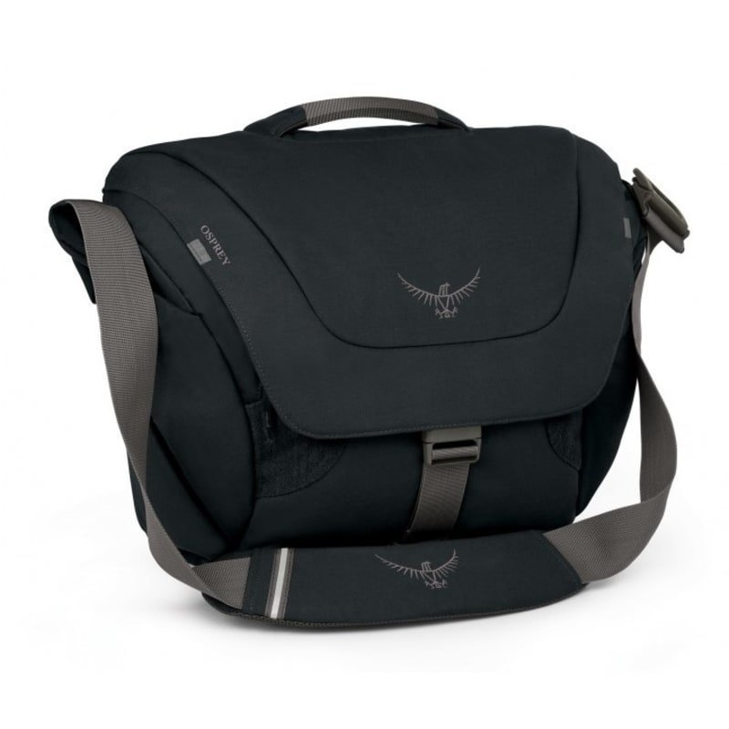 Osprey Flap Jack Courier 1SIZE Black