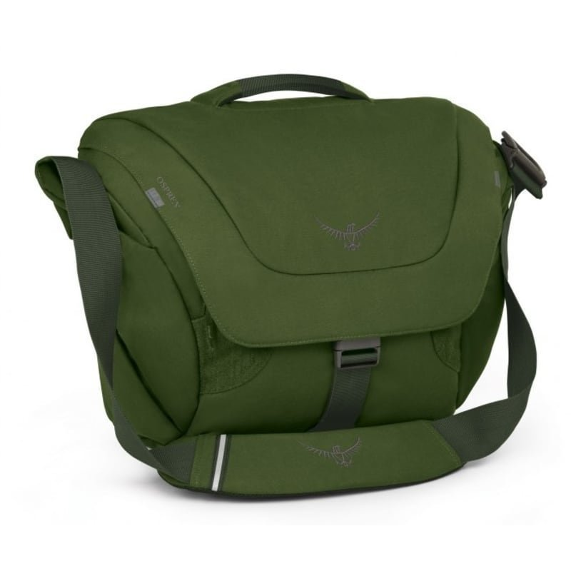Osprey Flap Jack Courier 1SIZE Peat Green