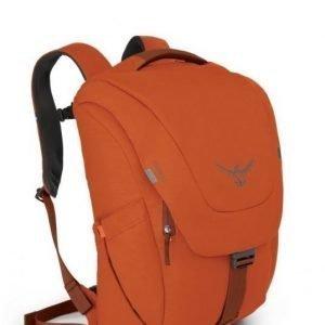 Osprey Flap Jack Pack Oranssi