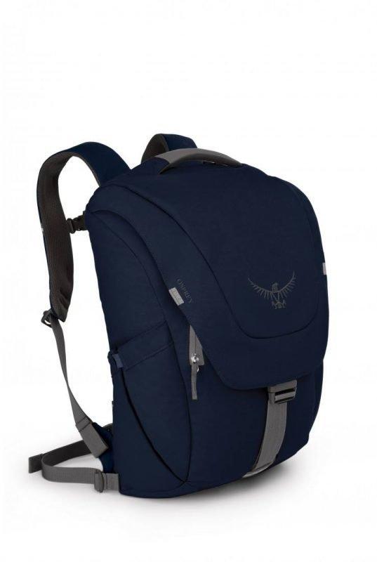 Osprey Flap Jack Pack tummansininen