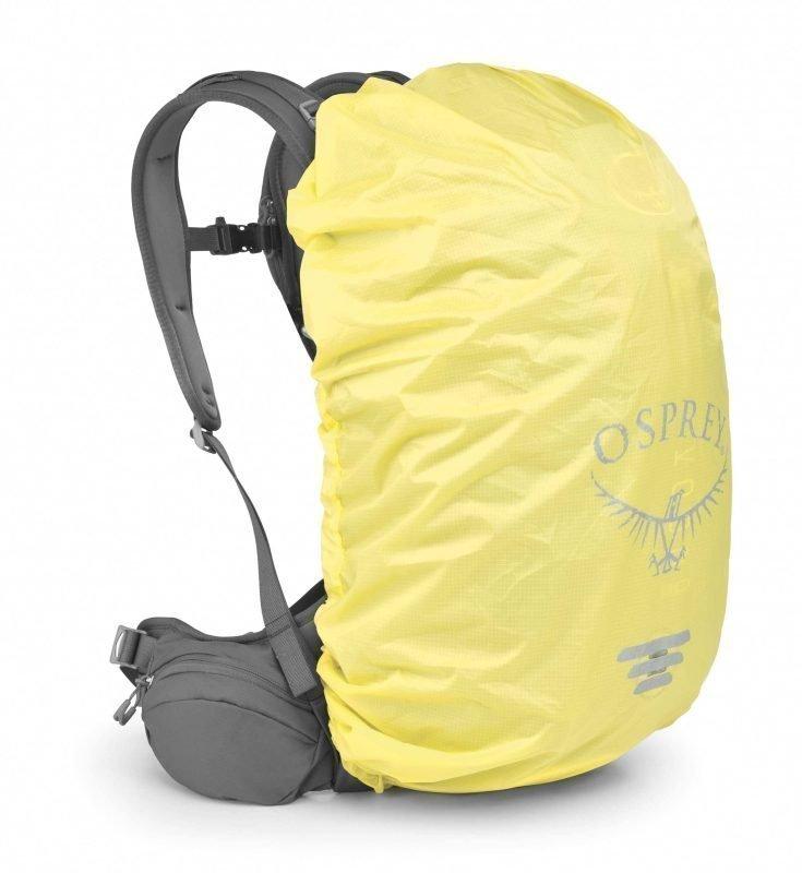 Osprey High Vis Rain Cover XS Keltainen