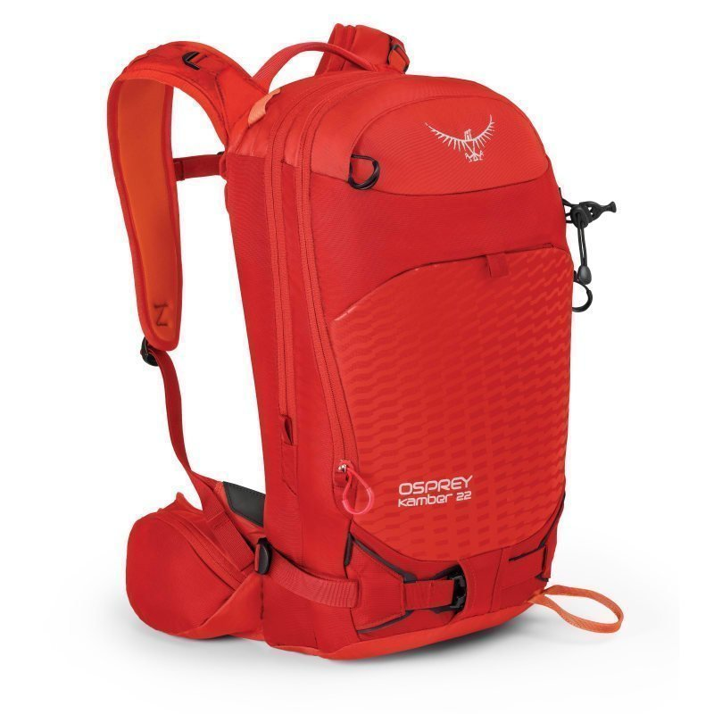 Osprey Kamber 22 S/M Ripcord Red