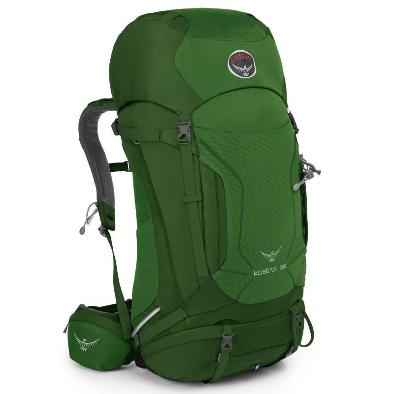 Osprey Kestrel 58 S/M Jungle Green