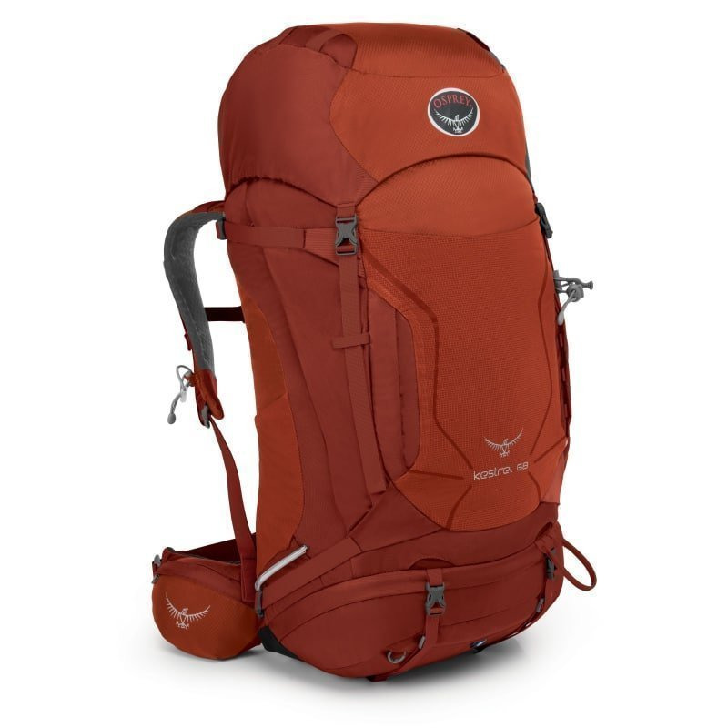 Osprey Kestrel 68 S/M Dragon Red
