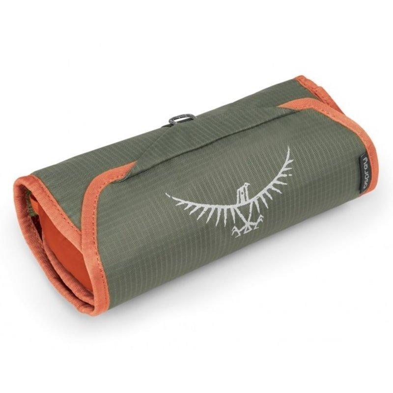 Osprey Wash Bag Roll ONESIZE Poppy Orange