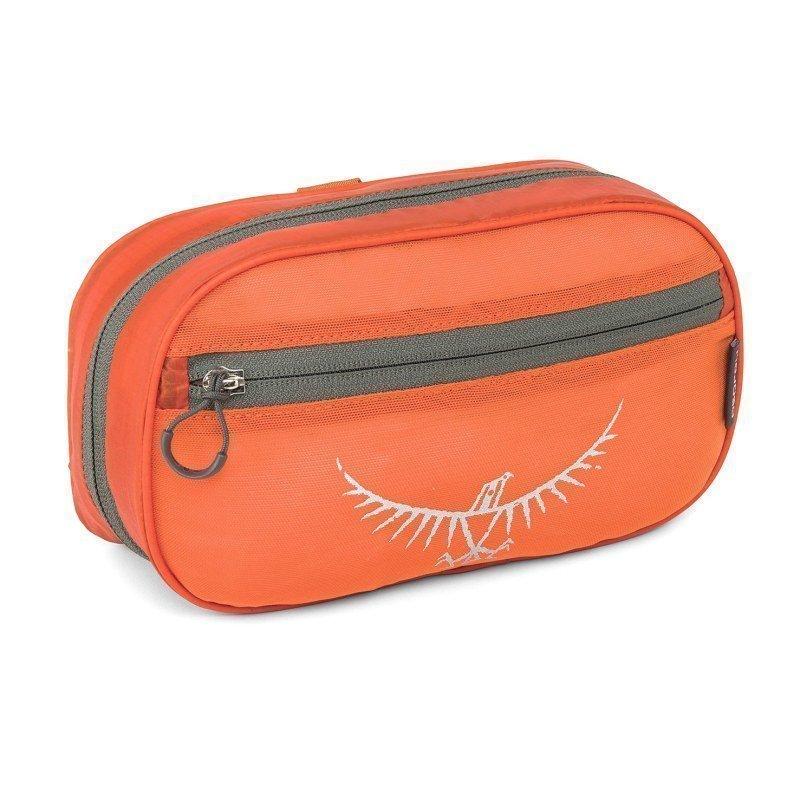 Osprey Wash Bag Zip ONESIZE Poppy Orange