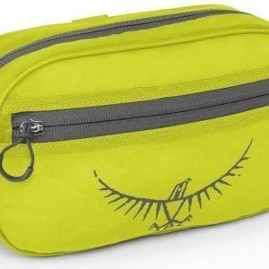 Osprey Washbag Zip Lime
