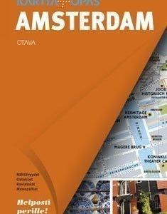 Otava Amsterdam matkaopas + kartta