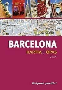 Otava Barcelona matkaopas + kartta