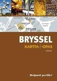 Otava Bryssel matkaopas + kartta