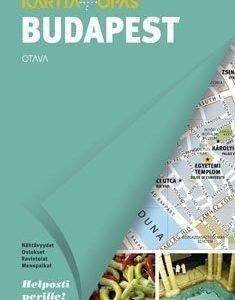 Otava Budapest matkaopas + kartta