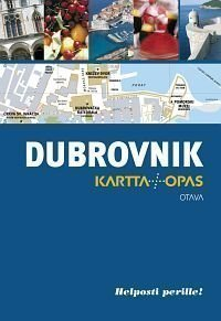 Otava Dubrovnik matkaopas + kartta