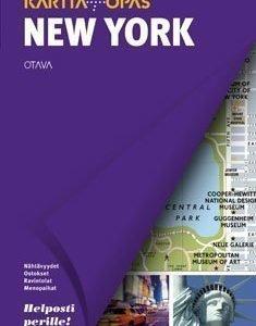Otava New York - matkaopas + kartta