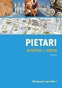 Otava Pietari matkaopas + kartta