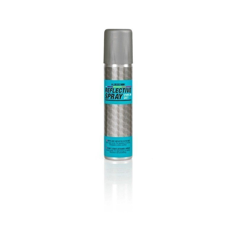 Other Reflective Spray Sparkling Grey 1SIZE Light Metallic