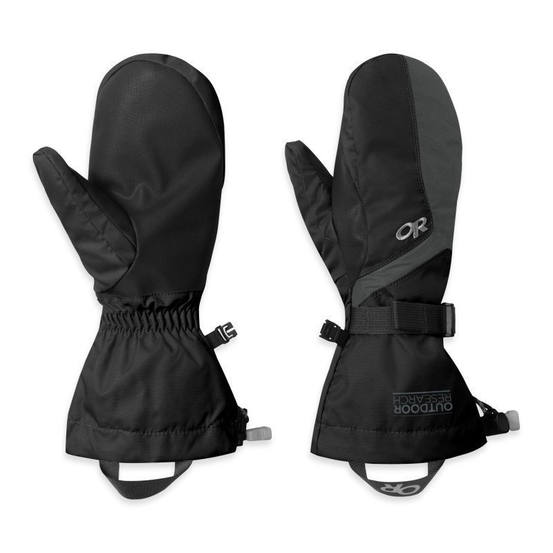 Outdoor Research Adrenaline Mitts Women's L Black