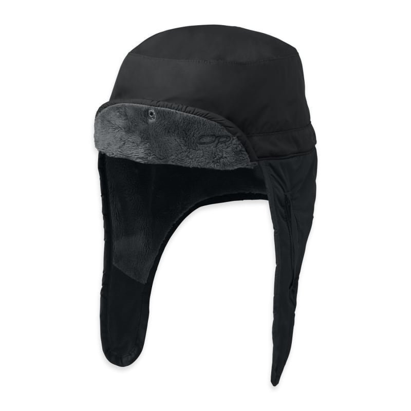 Outdoor Research Frostline Hat L Black