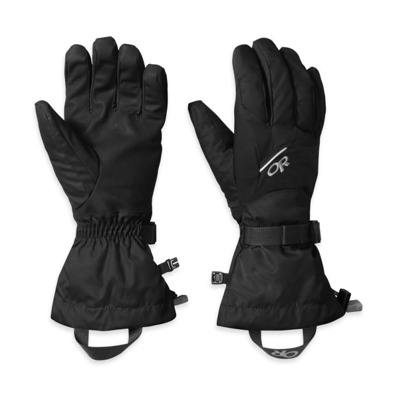 Outdoor Research Men's Adrenaline Gloves XL Black