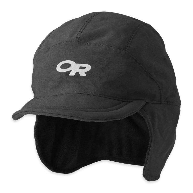 Outdoor Research Rando Cap L Black