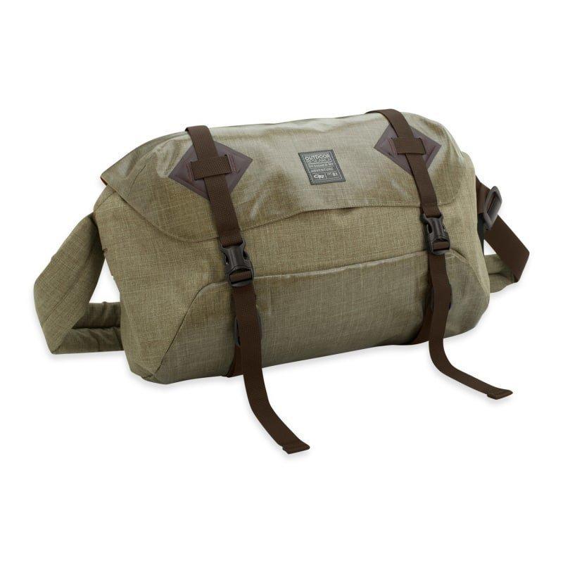 Outdoor Research Rangefinder Messenger Bag ONE SIZE EVERGR HEATH