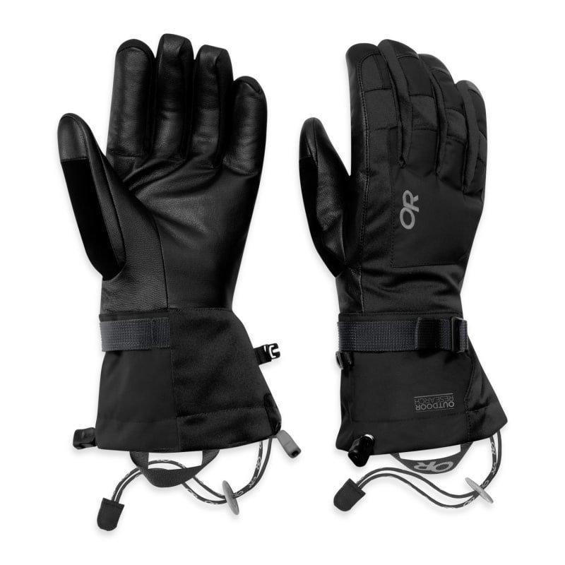 Outdoor Research Revolution Gloves Men's M Black
