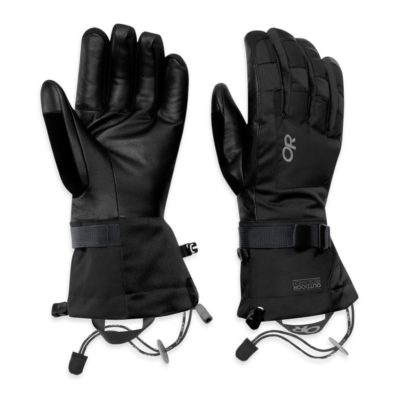 Outdoor Research Revolution Gloves Men's S Black