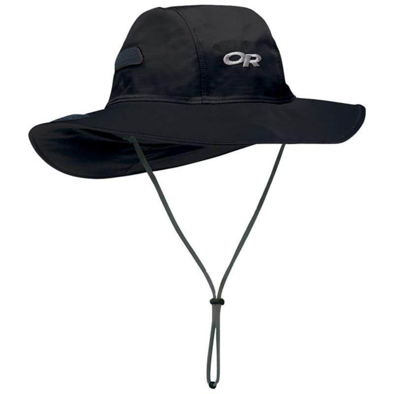 Outdoor Research Seattle Sombrero L Black