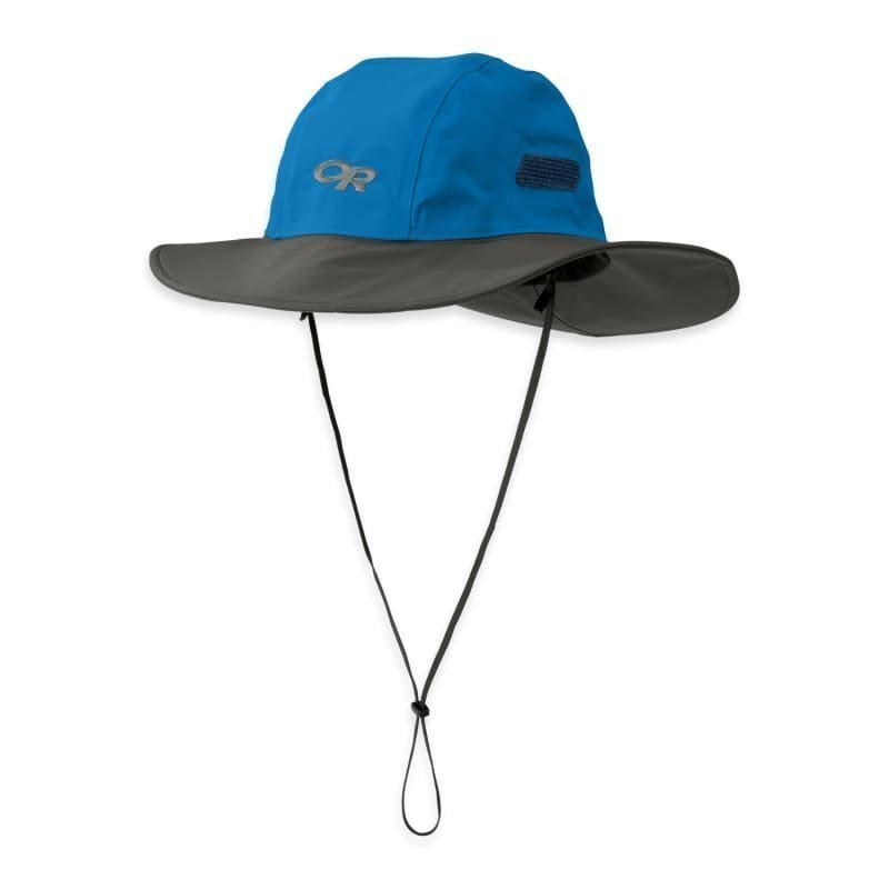 Outdoor Research Seattle Sombrero M GLACI/DK GRY