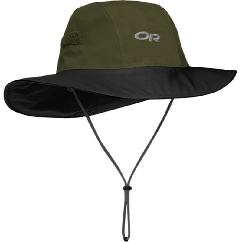 Outdoor Research Seattle Sombrero S Forest/Black