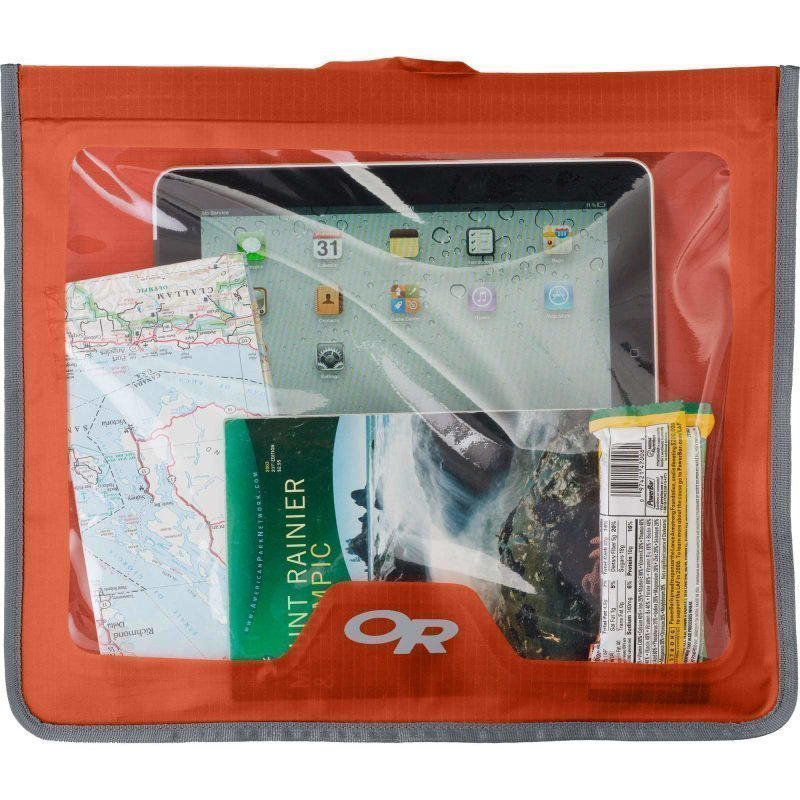 Outdoor Research Sensor Dry Envelope Large ONE SIZE Ember