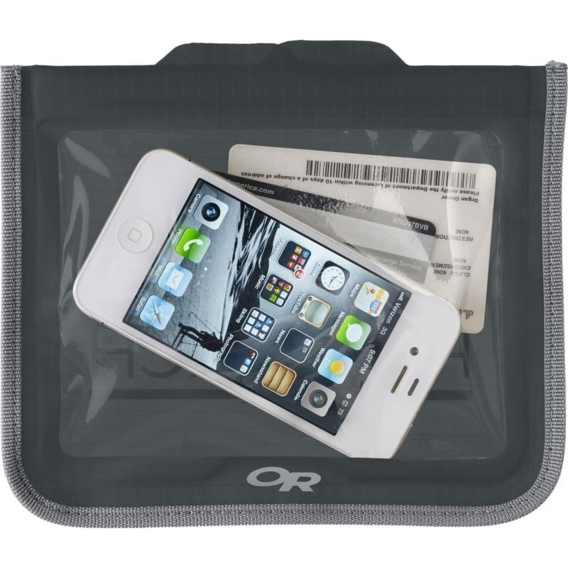Outdoor Research Sensor Dry Envelope Small ONE SIZE Black