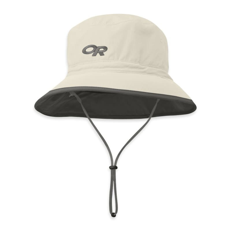 Outdoor Research Sun Bucket L SAND/DRK GRY