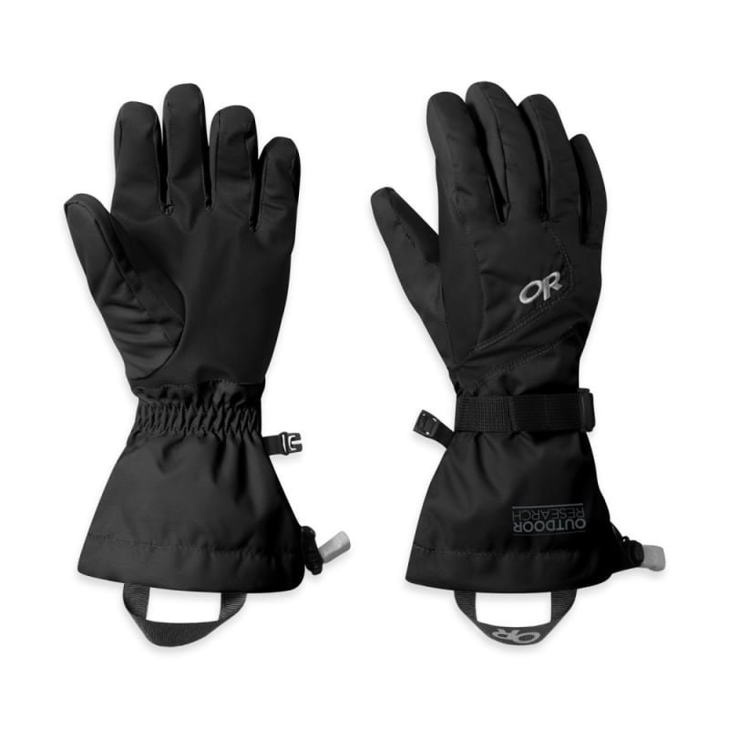 Outdoor Research Women's Adrenaline Gloves L Black