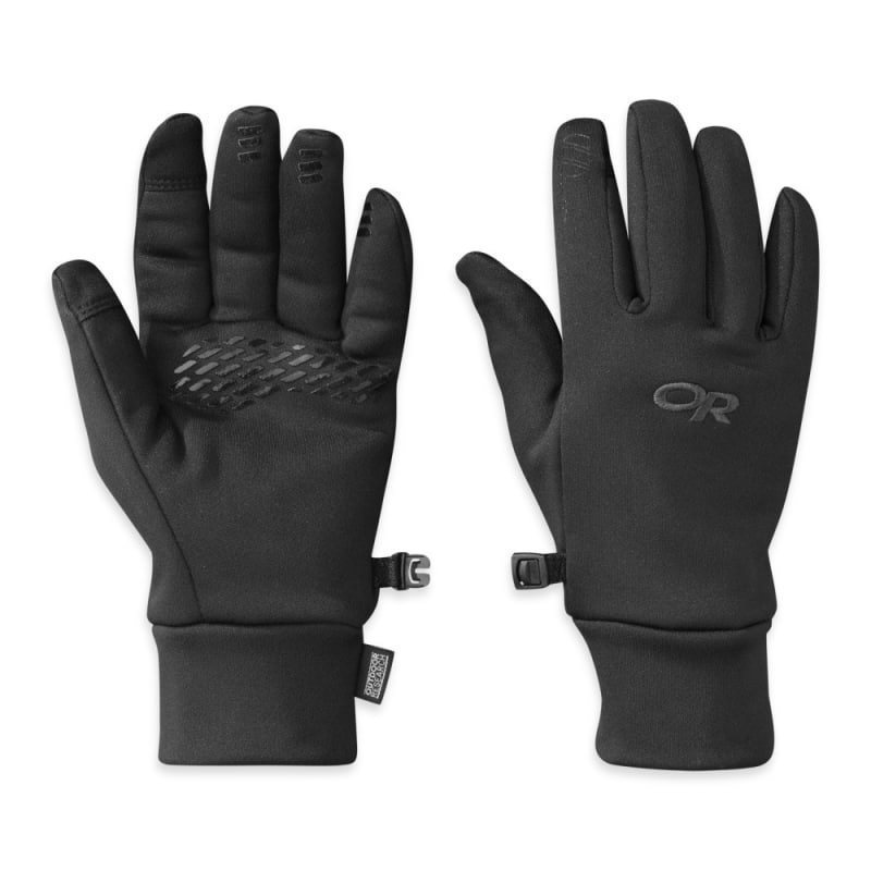 Outdoor Research Women's PL 400 Sensor Gloves L Black