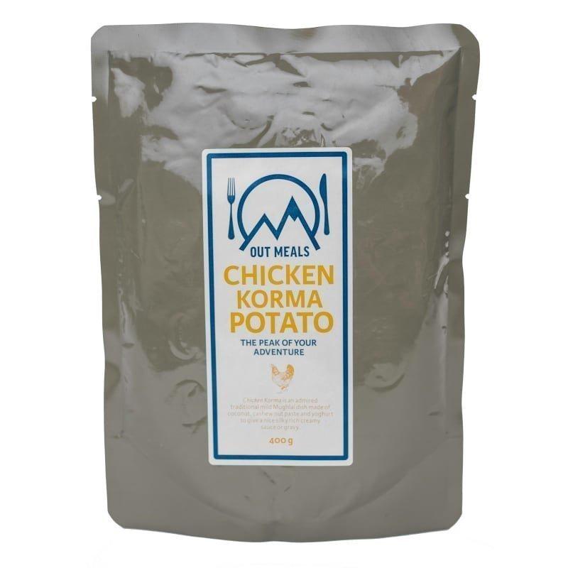 Outmeals Chicken Korma Potato