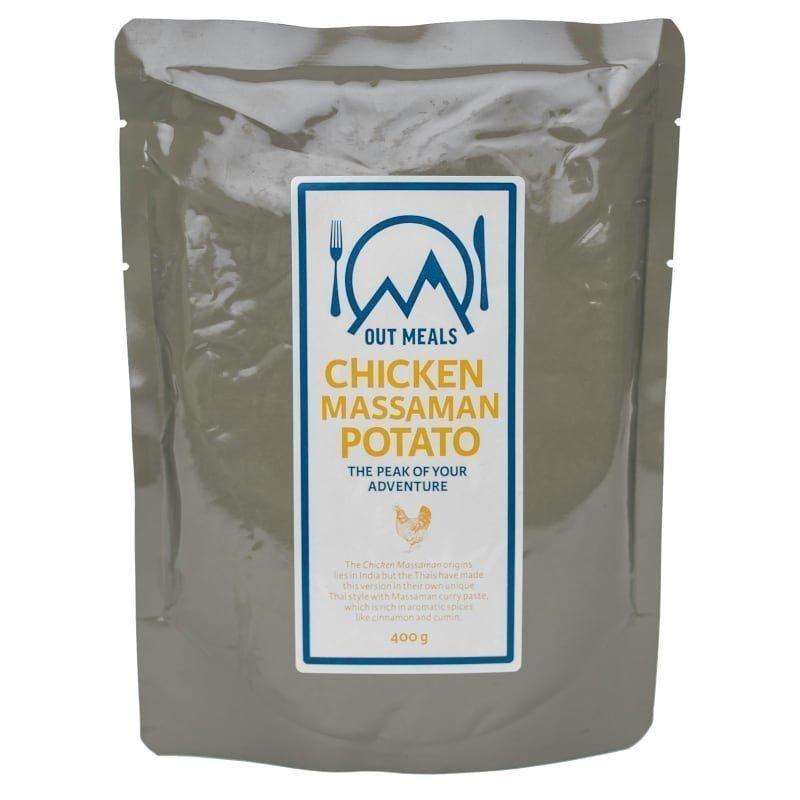 Outmeals Chicken Massaman With Potato