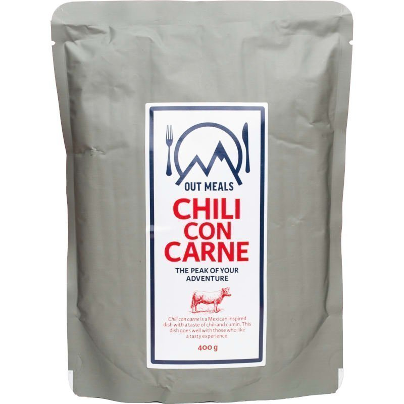 Outmeals Chili Con Carne 1SIZE