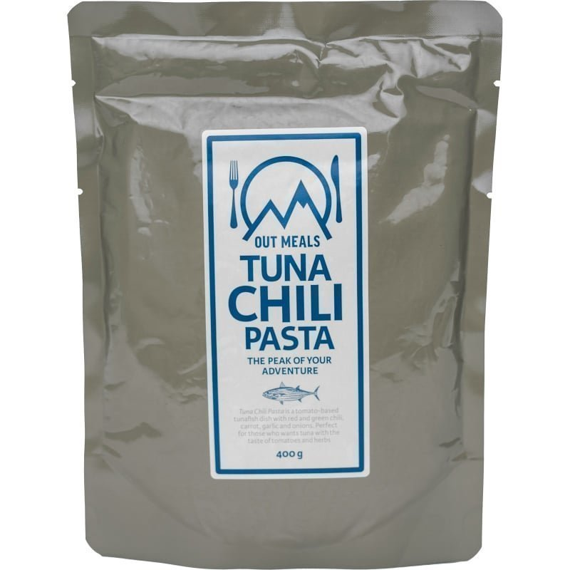 Outmeals Tuna Chili Pasta