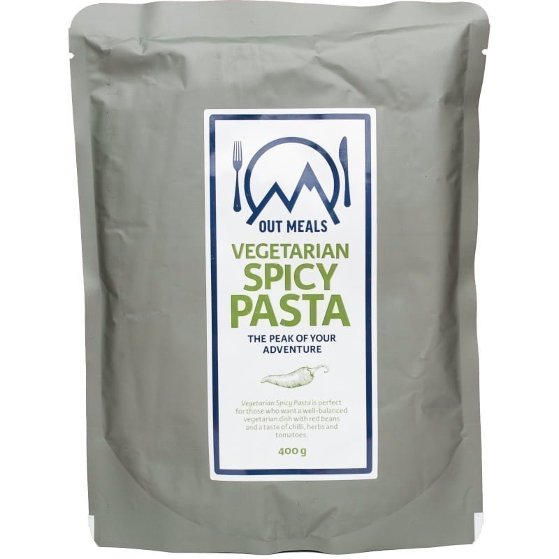 Outmeals Vegetarian Spice Pasta 1SIZE