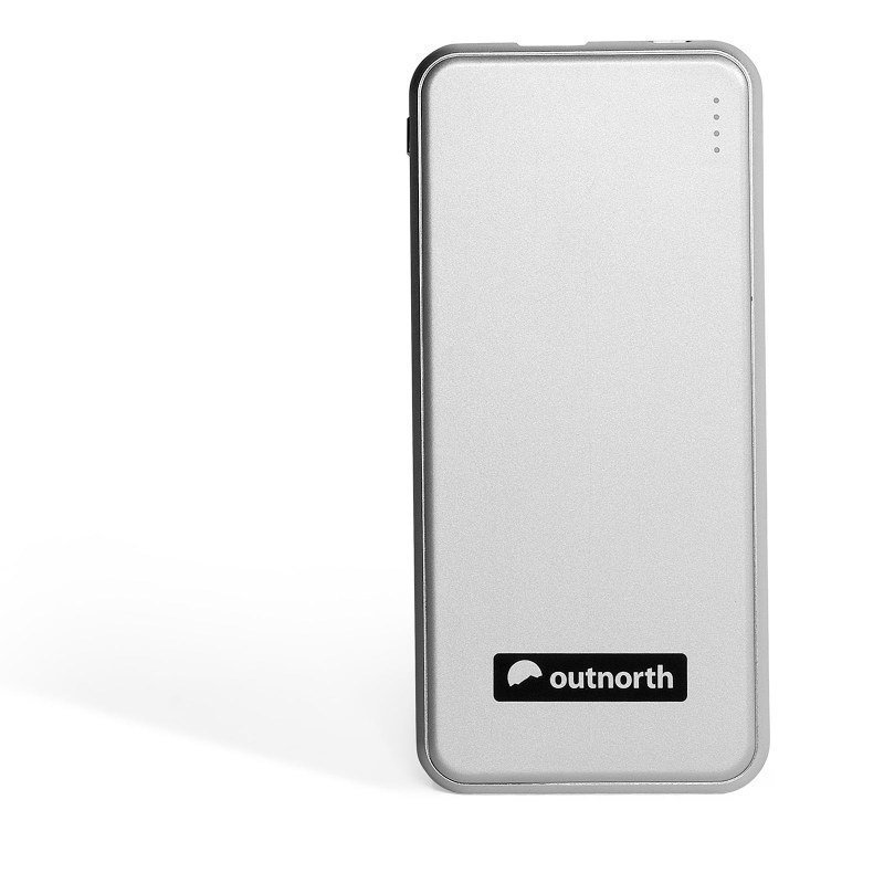 Outnorth Power bank 5000 1SIZE Silver