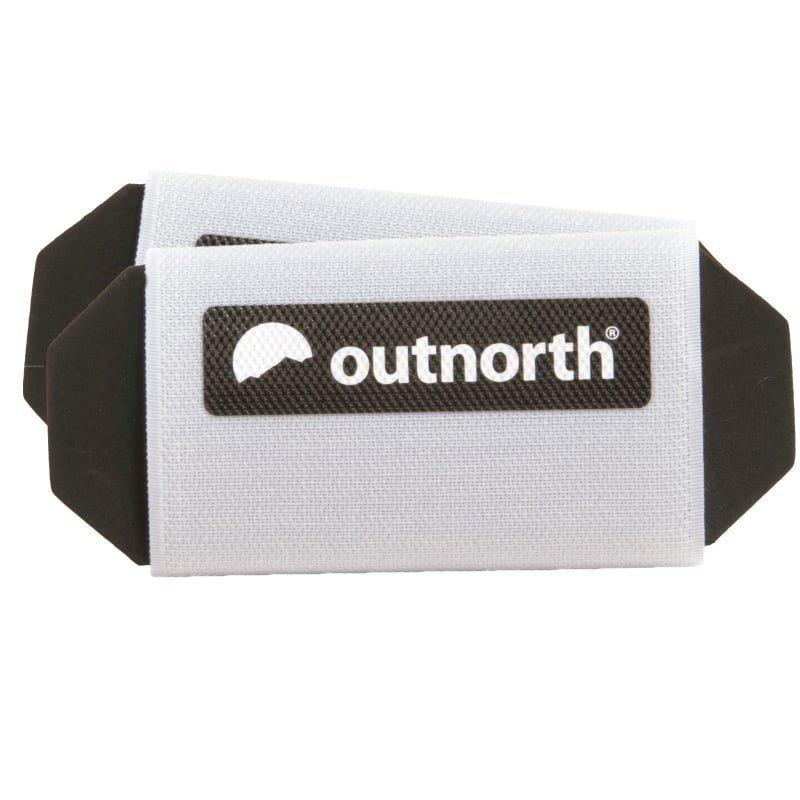Outnorth Ski Holder Velcro 1SIZE White